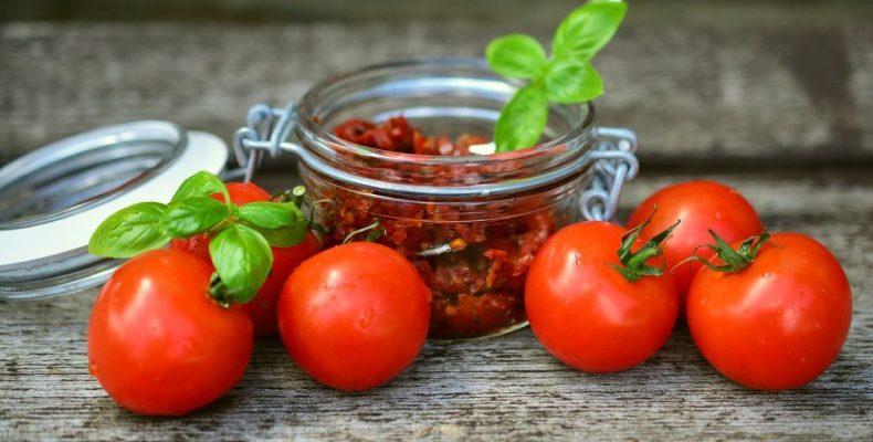 О бабушкиных советах и любимых томатах