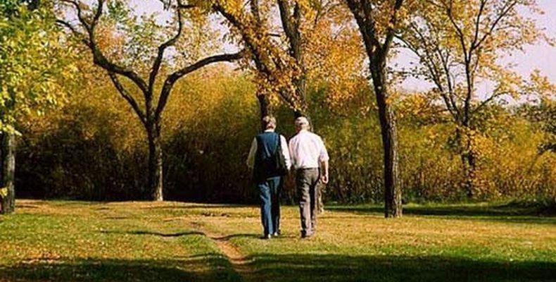 Ходи пешком и будь здоров!
