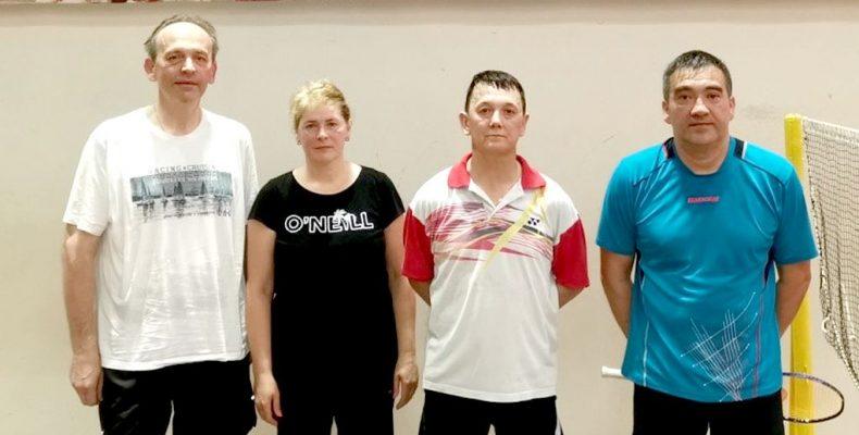 Ветераны на чемпионате России