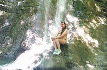 Водопады и жареная форель