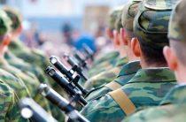 C учебной кафедры – в армию