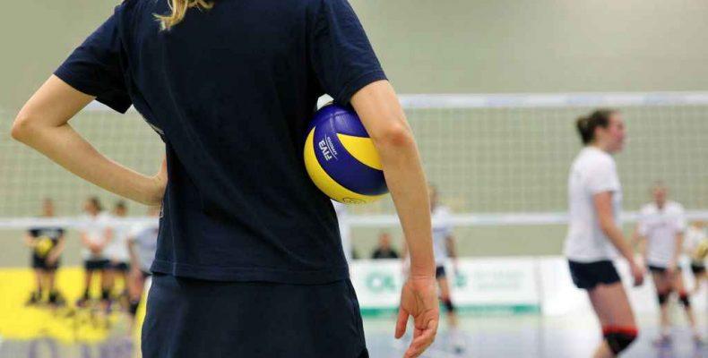 Волейбольный сезон открыт