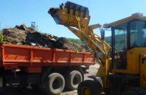 Определён подрядчик на вывоз мусора