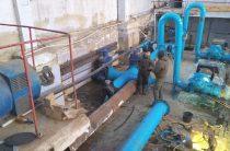 Трубы гниют: авария на водозаборе