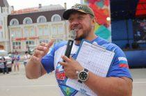 Шоу с Михаилом Кокляевым (фото)