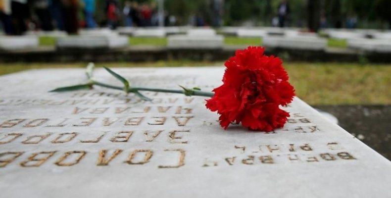 Восстановят воинские захоронения
