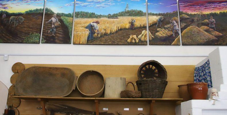 Как в старину выращивали хлеб?