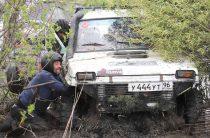 Камышловские ухабы (фото)
