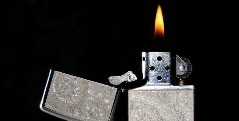 Дрожжи и зажигалка